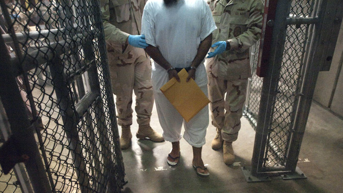 Gitmo inmates claim being denied drinking water as White House breaks silence