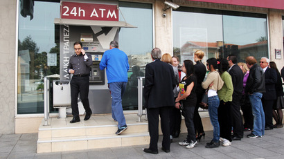 Bank of Cyprus clients could lose up to 60% of their savings