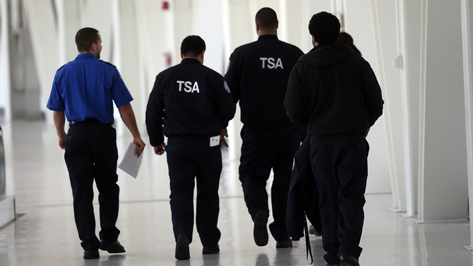 New York City TSA agent pepper-sprays five coworkers