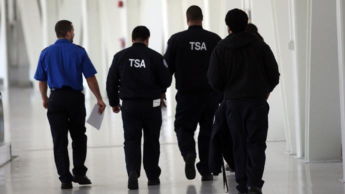 New York City TSA agent pepper-sprays five coworkers