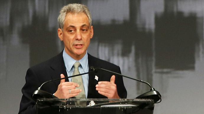 Chicago Mayor Rahm Emanuel (Tasos Katopodis/Getty Images/AFP)