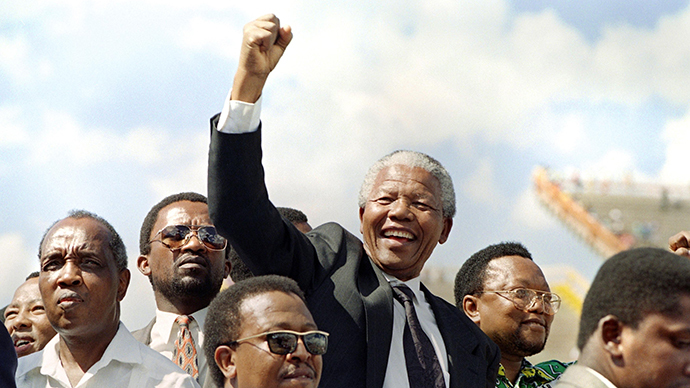 Iconic anti-apartheid leader Nelson Mandela dies at 95