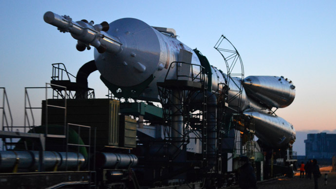 Hatch opens: Russia's Soyuz delivers crew to ISS in record time
