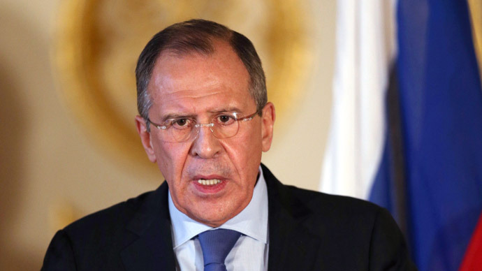 Arab League decision to recognize Syrian rebels denies peaceful solution – Lavrov