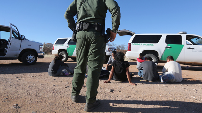 Would-be border agents confess to rape, drug smuggling and other crimes under polygraph