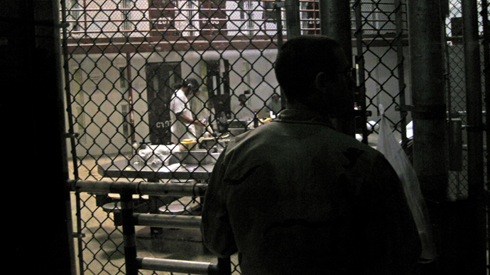 US decisive to stay guard of Gitmo prisoners' rights - Nuland