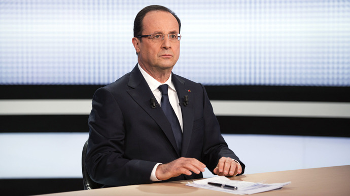 France's President Hollande finds loophole to impose 75% tax on the rich