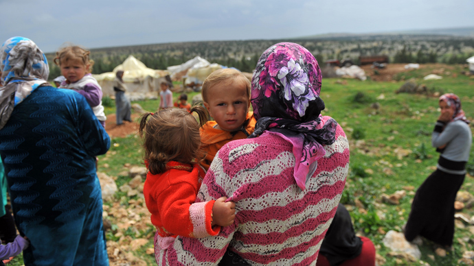 UN criticizes Turkey over 'return' of Syrian refugees
