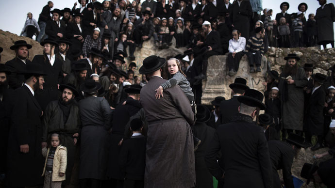Israeli Jewish population hits record, outgrows US