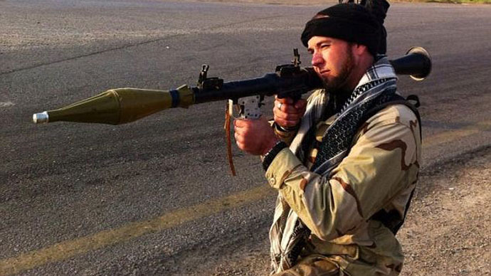 'Phoenix jihadist's' dad claims son worked in Syria for CIA
