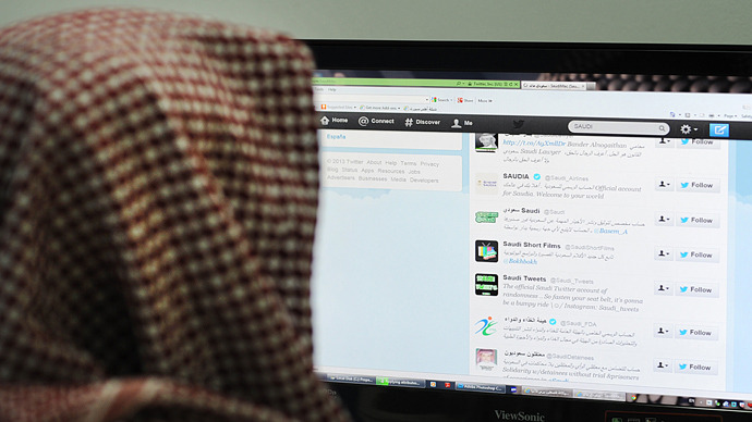 Social media crackdown: Saudi Arabia may spy on Twitter users