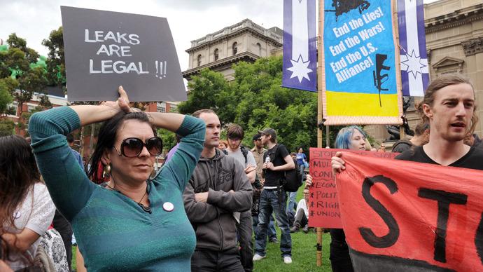 Assange's WikiLeaks Party opens for membership in Australia