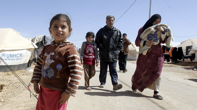'Why won't the suffering end?' Syrian refugees in Jordan