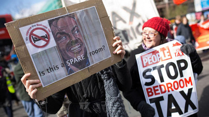 UK 'shocking' bedroom tax should be axed, says UN