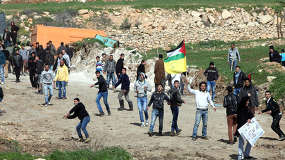 West Bank: Live rounds, flash grenades mark funerals of Palestinian prisoner and teens