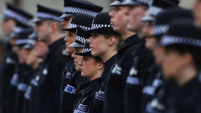 Using dead children's names 'common practice' for undercover UK cops
