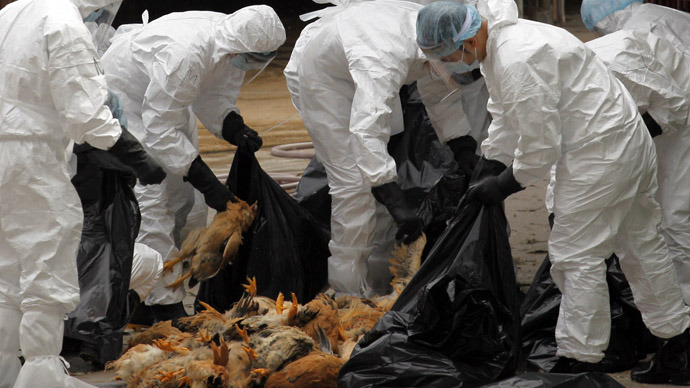 New strain of avian flu kills at least 2 in China