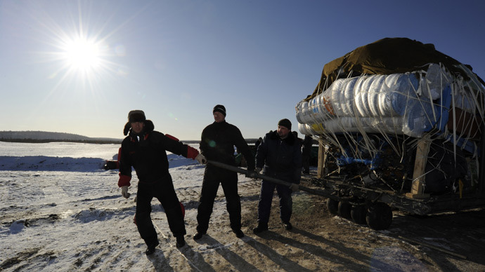Russian drifting arctic base Barneo reopens with political agenda