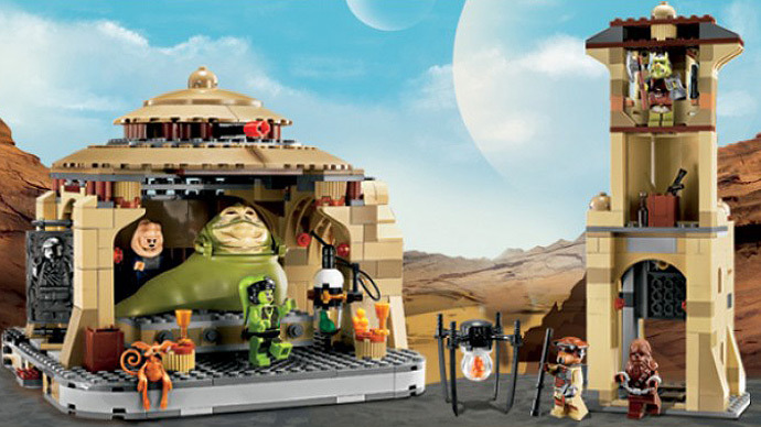 We find your lack of faith disturbing: Lego to shelve 'anti-Islamic' Jabba's Palace