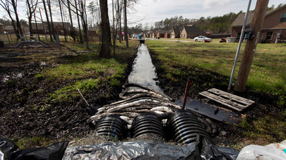Arkansas oil spill: Timeline