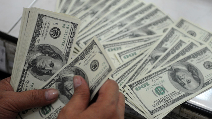 Big banks take advantage of money laundering epidemic in US