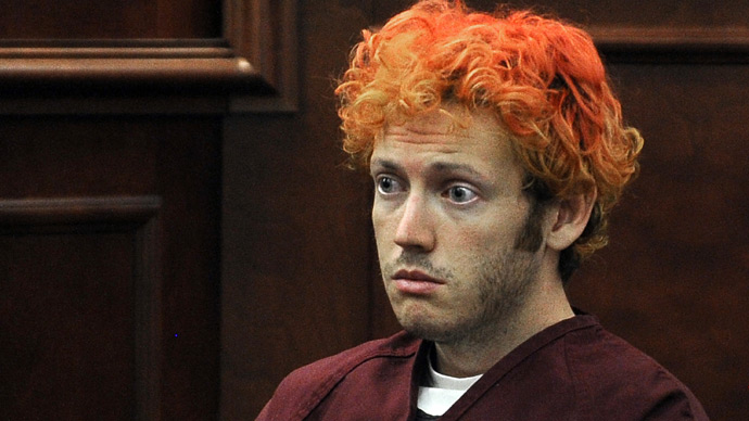 Prosecutors seeking death penalty for accused Colorado shooter Holmes