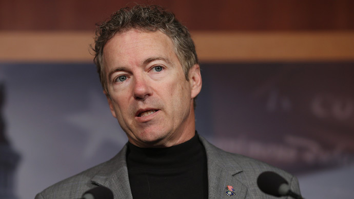 Rand Paul wants US to keep foreign military bases open