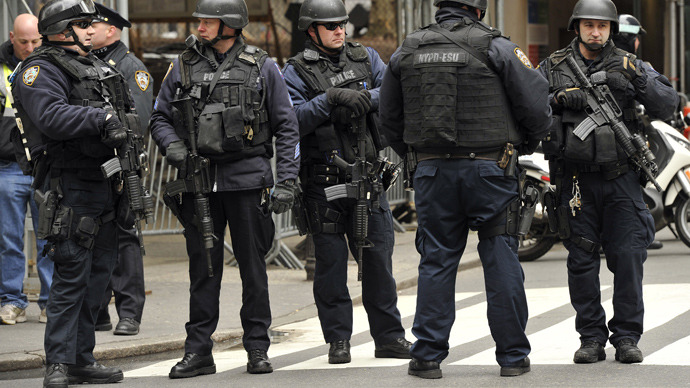 NYPD maced three babies, mom claims