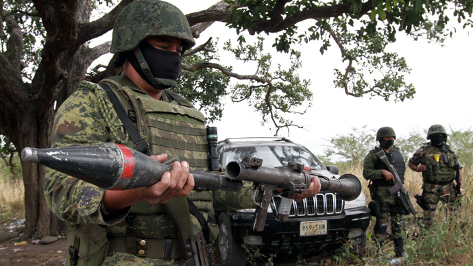​US govt struck deal with Mexican drug cartel in exchange for info - report