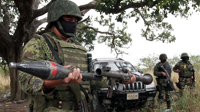 Mexican drug cartels increasingly hire US military servicemen as assassins