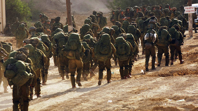 Israel won't sit back as Palestinian militants attack from Gaza – defense minister