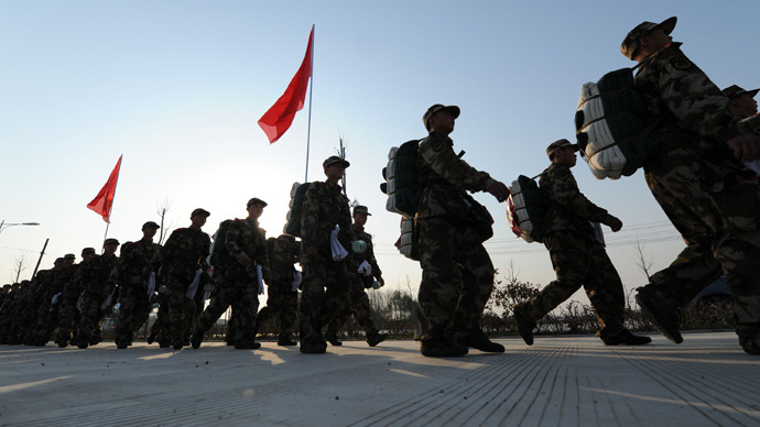 China mobilizes military, on 'high alert' over N. Korea threats