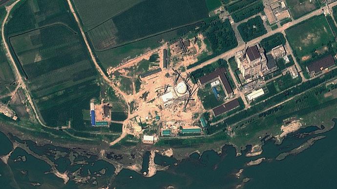 Kerry says US will defend S. Korea and itself, as N. Korea threatens nuke facility restart