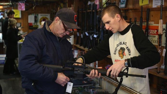 'You must own a gun': Georgia town passes mandatory firearms law