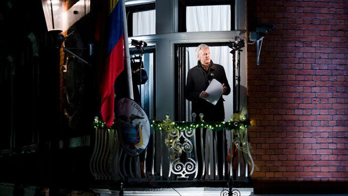 'Assange chances very good in Australian senate election'