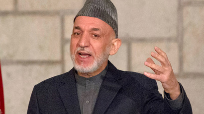 Karzai denies CIA cash bought support of Afghan warlords, asks US to continue payments