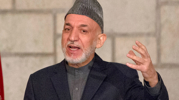 Karzai: Taliban leader can run for the Afghan presidency in 2014
