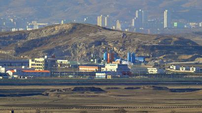 Seoul says N. Korea missiles don't target US as Washington shows military build-up