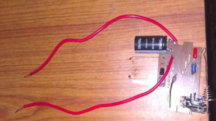 The Society Harnessing Equipment prototype. Image by the developers.