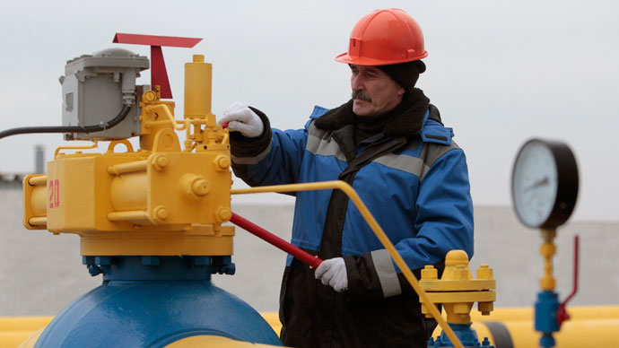 $1bn Gazprom saving from foreign contracts in 2012