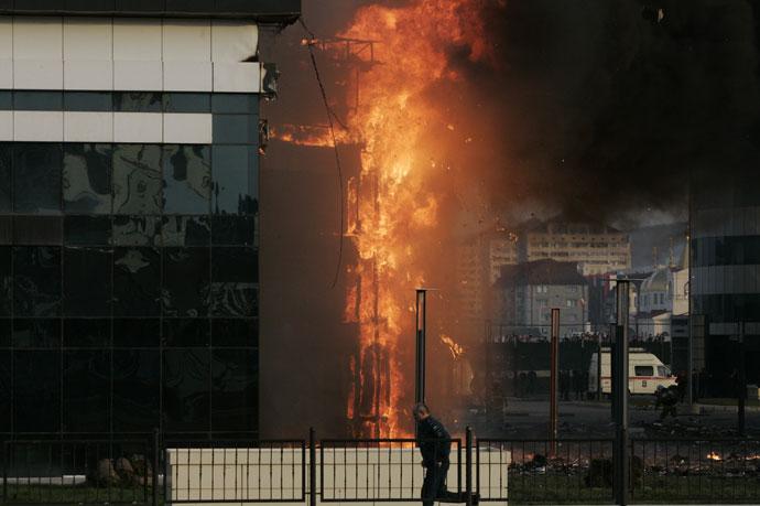 RIA Novosti / Said Tzarnaev