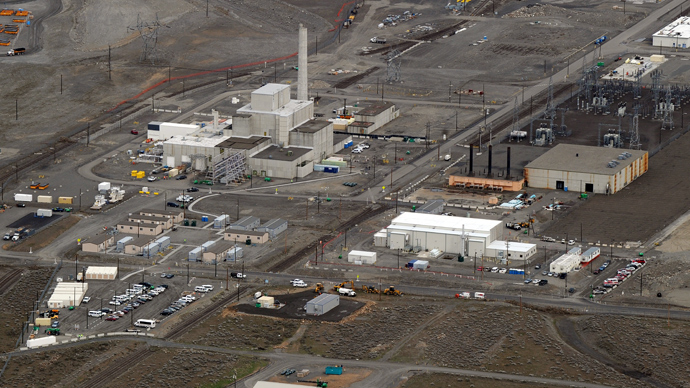 Hanford nuclear waste tanks at risk of explosion
