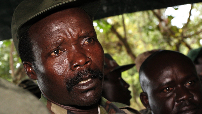 $5 million US price tag for info on Ugandan warlord Kony, manhunt suspended