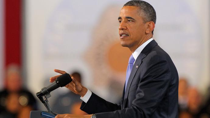 U.S. President Barack Obama (AFP Photo /  Doug Pensinger)