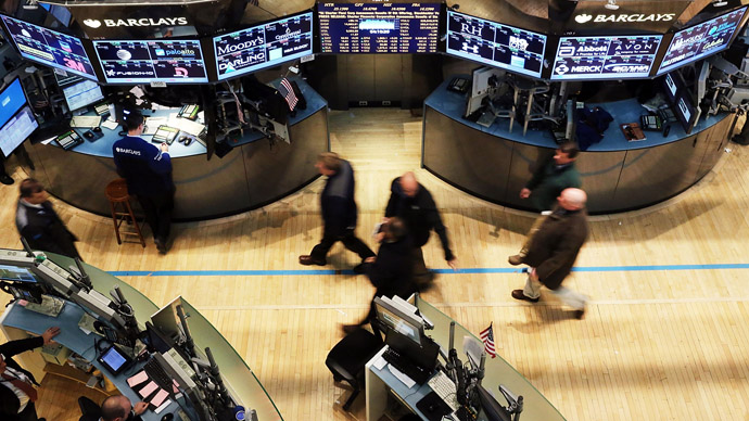 Market Buzz: Weak US data pushes stocks down