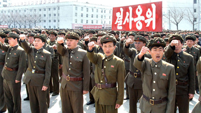 N.Korea 'can't protect foreign embassies after April 10', Russia 'not evacuating'