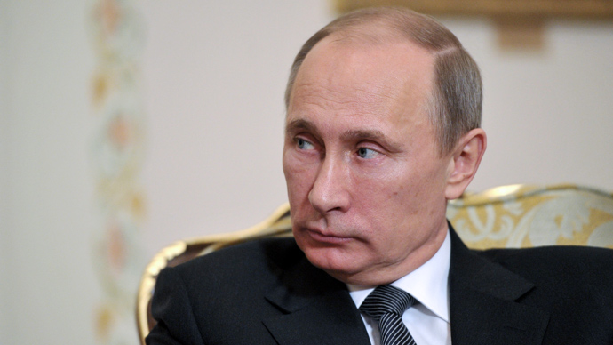 Vladimir Putin (RIA Novosti / Alexsey Druginyn)