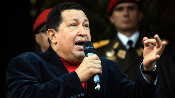 New WikiLeaks cable reveals US embassy strategy to destabilize Chavez government - RT News