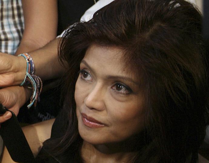 Maria Imelda Marcos (Reuters/Rolex Dela Pena/Pool)