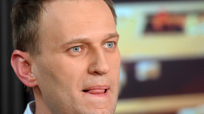 Opposition leader Navalny goes on trial, claims case 'politically motivated'